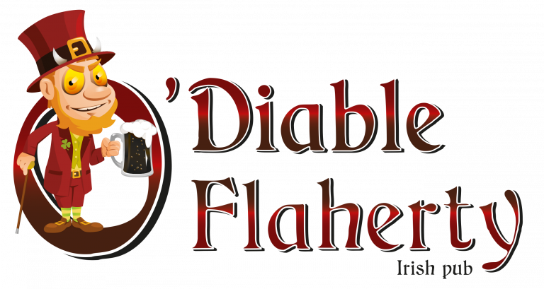 Logotype O'Diable Flaherty copie